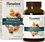 Himalaya Boswellia for Joint Flexibility and Mobility 250 mg, 60 Capsules Review