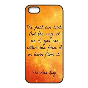 Protective PC Coated Phone Case for iPhone 5S / iPhone 5 - Kimberly Kurzendoerfer