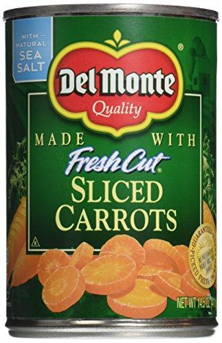 Del Monte Fresh Cut Sliced Carrots, 14.5 oz