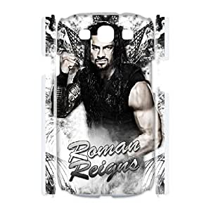 Samsung Galaxy S3 I9300 Phone Case ,designed pattern with Roman Reigns