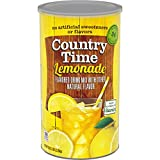 Country Time Lemonade Powdered Drink Mix (82.5 oz Canister)