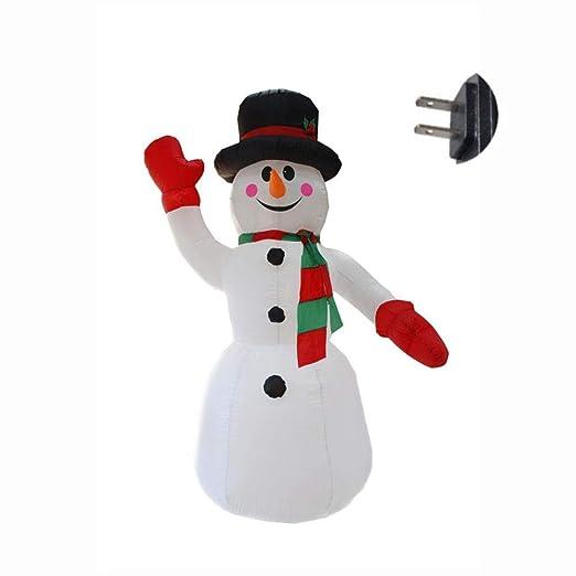 biback Navidad muñeco de nieve hinchable vorbild liche ...