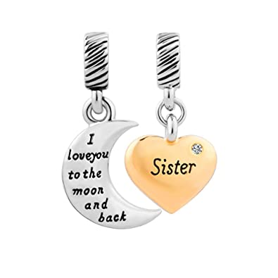 by pandora charms sister