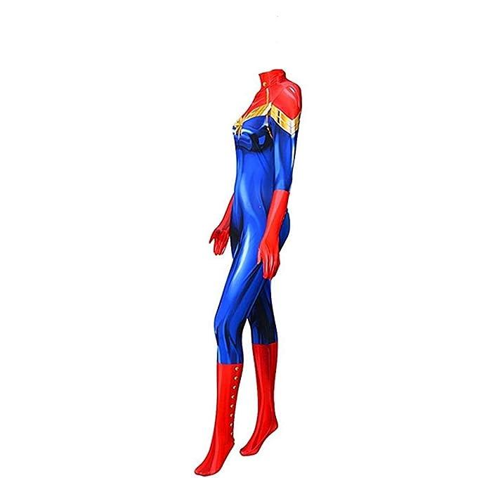 Cosplay Disfraz Ms. Marvel - Avengers Infinity War