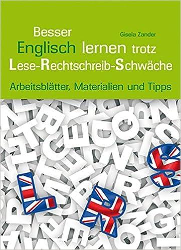 Besser Englisch lernen trotz Lese-Rechtschreib-Schwäche ...