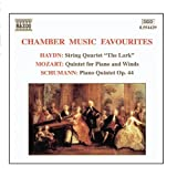 Classical Music : Chamber Music Favourites - Haydn, Mozart, Schumann