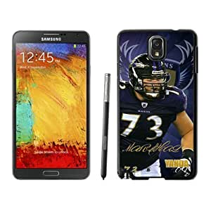 NFL Baltimore Ravens Samsung Galalxy Note 3 Case 72 NFLSGN3CASES1584