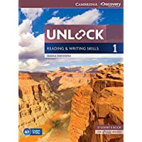 Unlock: Unlock Level 1 Reading and Writing Skills Student's Book and Online Workbook