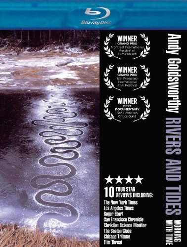 Andy Goldsworthy: Rivers and Tides: Working With Time [Blu-ray]