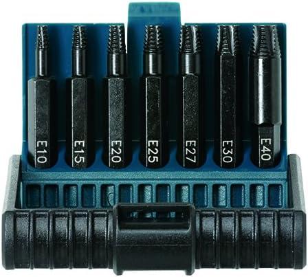 Signet S46774 7pc TX Screw Extractor Set T10-T40