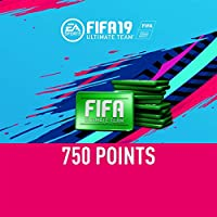 FIFA 19: 750 FIFA Points - PS4 [Digital Code]