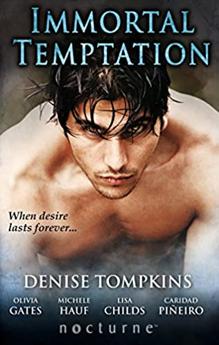 book cover of Immortal Temptation