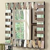 Coaster Home Furnishings 901806 Mirror, Silver