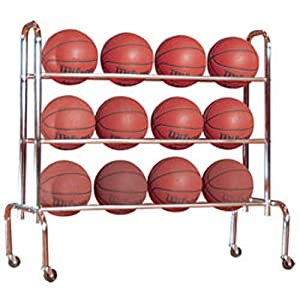 First Team FT15 Steel 3-Tier Ball Rack