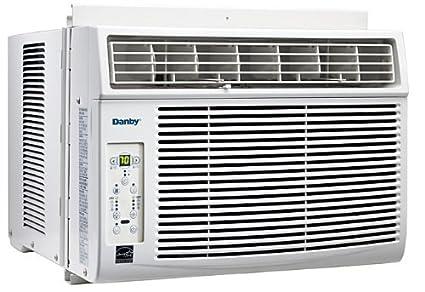 compact window air conditioner tall window danby 5200 btu compact window air conditioner with digital temperature control remote amazoncom