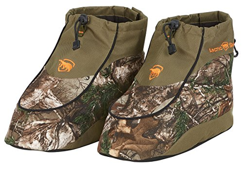 (ArcticShield Unisex Boot Insulators, Realtree Xtra, Large)