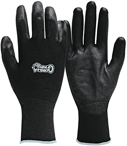 Big Time Products Grease Monkey Gorilla Grip Gloves (Large) (Gorilla Gloves)