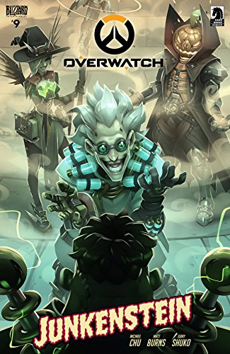 Overwatch #9 (English Edition)