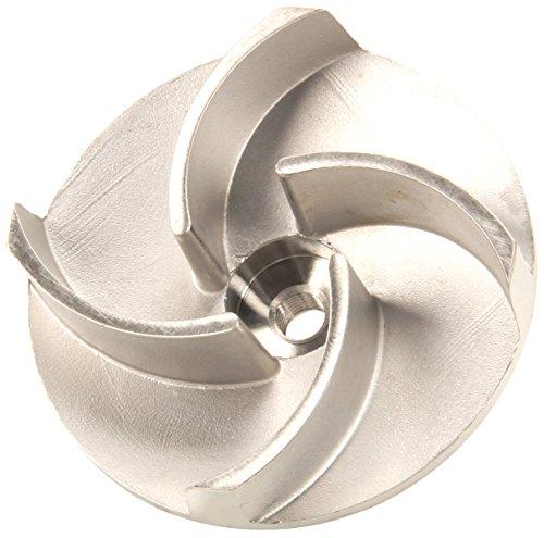 Open Impeller - CMA Dish Machines 03222.10 Open Impeller, Stainless Steel Finish