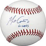 Matt Carpenter St. Louis Cardinals Autographed Baseball with Go Cards Inscription - Fanatics Authentic Certified