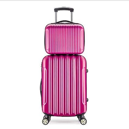 Amazon.com: AQWWHY - Juego de 2 maletas de viaje con carcasa ...