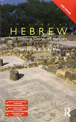 Colloquial Hebrew (Colloquial Series)