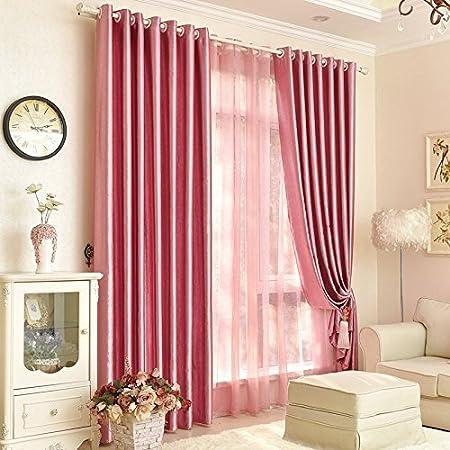 SQDJJCL-Sun shading drapery fabric yarn minimalist modern living ...