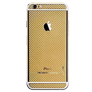 "Unlocked NavJack Aphrodite iPhone 6Plus 5.5"" Luxe Collection 24K Gold Plated Phone - 64GB"