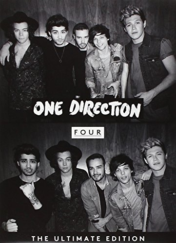 one direction 4 deluxe - 2