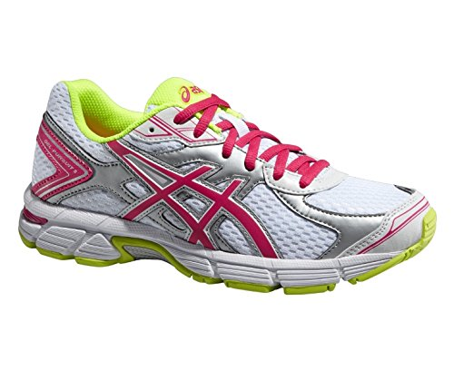 ASICS Gel-Pursuit 2 - Zapatillas de Deporte para Mujer, Color Blanco, Talla 40.5: Amazon.es: Zapatos y complementos