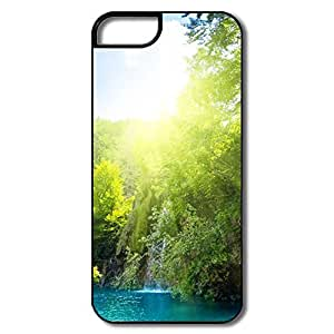 Brand New Forest Falls Case For IPhone 5/5s