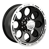 Ion Alloy 174 Black Beadlock Wheel (16x8''/5x139.7mm)