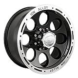 Ion Alloy 174 Black Beadlock Wheel (15x8