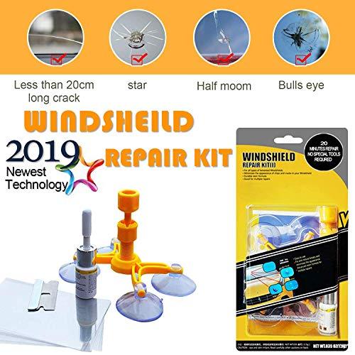 Bamoer Windshield Repair Kit