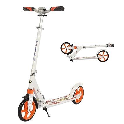 Patinete- Kick Scooter Plegable para Adulto Adolescente ...