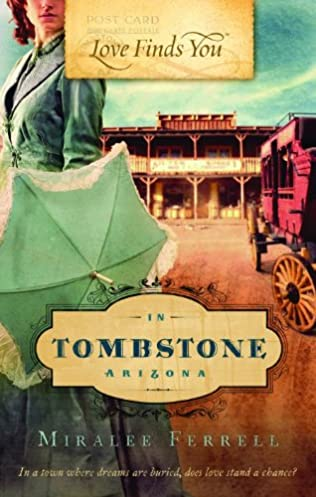 book cover of Love Finds You in Tombstone, Arizona