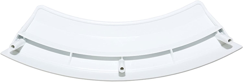 ORIGINALE Bosch 644221 Asciugatrice Maniglia Porta Bianco WTW86560GB//15; WTW86560GB//16