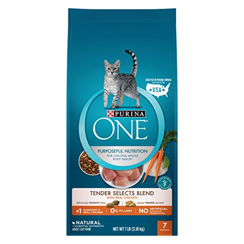 Purina One Tender Selects Blend With Real Chicken Adult Dry
