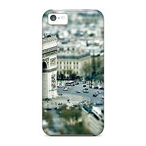 Awesome Case Cover/iphone 5c Defender Case Cover(le Petit Arc De Triomphe)