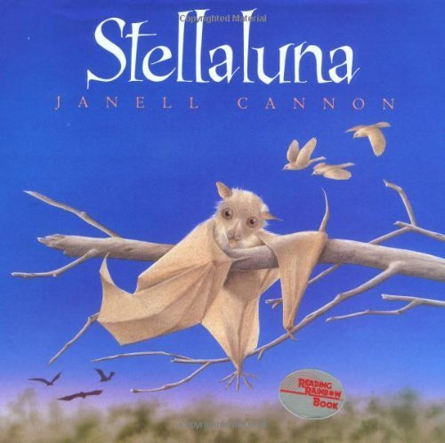 Stellaluna 1st (first) Edition by Cannon, Janell published by HMH Books for Young Readers (1993) Hardcover