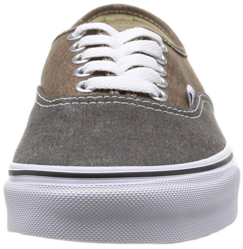 2 Washed Authentic Brown Vans Tone Grey z4PTxq8