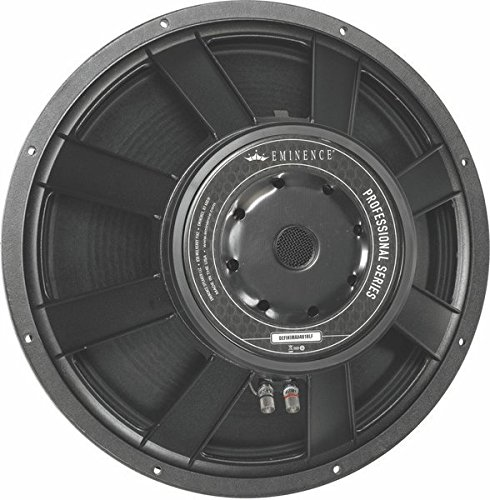 EMINENCE DEFINIMAX4018LF 18-Inch Professional Series Speakers ()