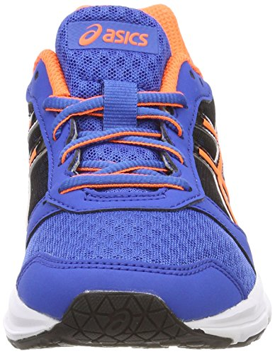 9 victoria Niños Patriot Orange Zapatillas Asics De Blue black shocking 4530 Gs Unisex Azul Running z5dSw1n