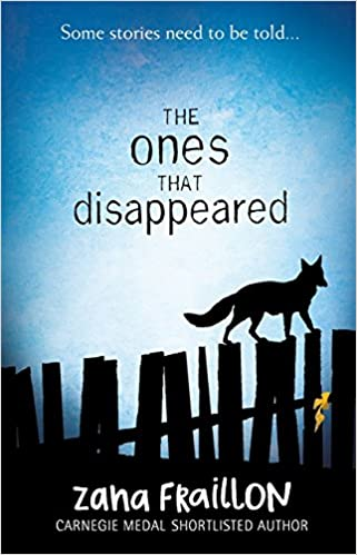 Image result for the ones that disappeared by zana fraillon