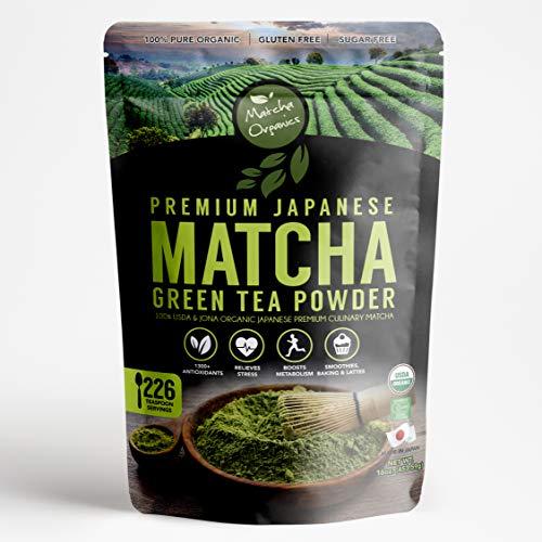 Matcha Organics Premium Organic