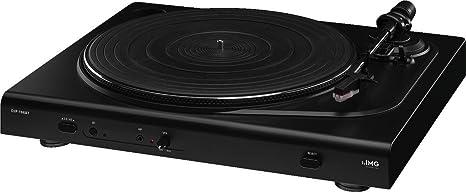 IMG STAGELINE DJP-106BT - Tocadiscos estéreo Hi-Fi con ...