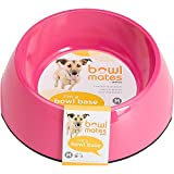 Bowlmates by Petco Medium Pink Round Base