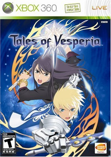 Tales of Vesperia - Xbox 360 (Co Op Role Playing Games Xbox 360)