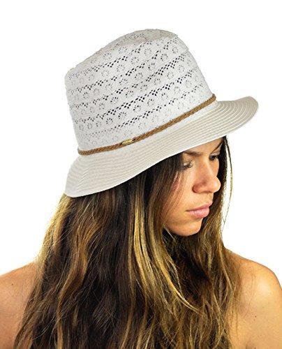 nyfashion101-braided-trim-spring-summer-cotton-lace-vented-fedora-hat-white