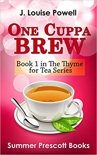 One Cuppa Brew: Book 1 in The Thyme for Tea Series